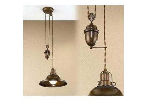 Nautical Lighting Charleston Earth Pendant