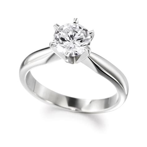 solitaire engagement rings guide to buying engagement rings in singapore