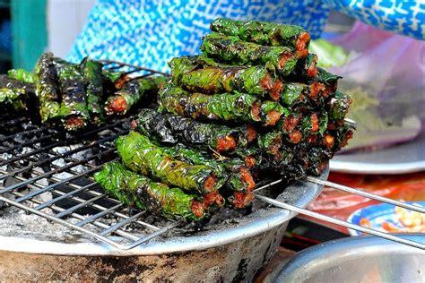 Bo La Lot  Vietnam Street Food  Vietnam Pinterest