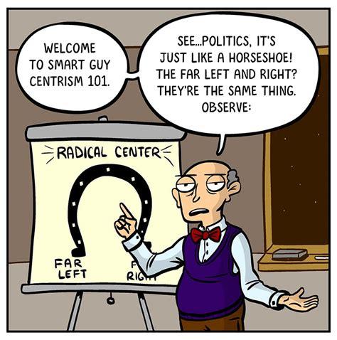 Radical Centrism 101 - by Matt Lubchansky