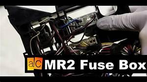 Mr2 Jdm 3s-gte Engine Swap  The Fuse Box