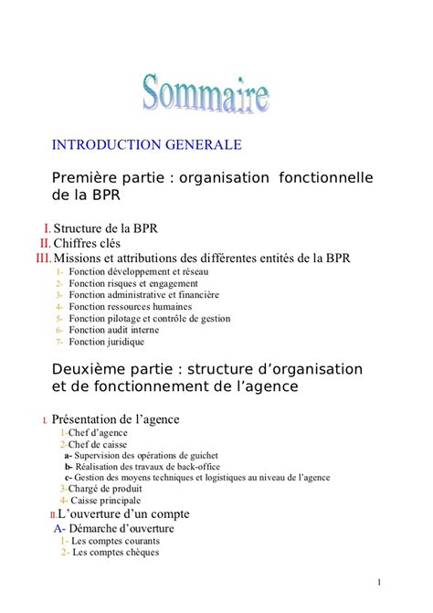 rapport de stage en cuisine exemple rapport de stage commerce document