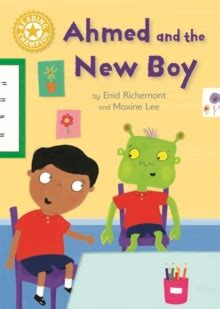 Reading Champion Ahmed And The New Boy  Independent Reading Yellow 3 Enid Richemont