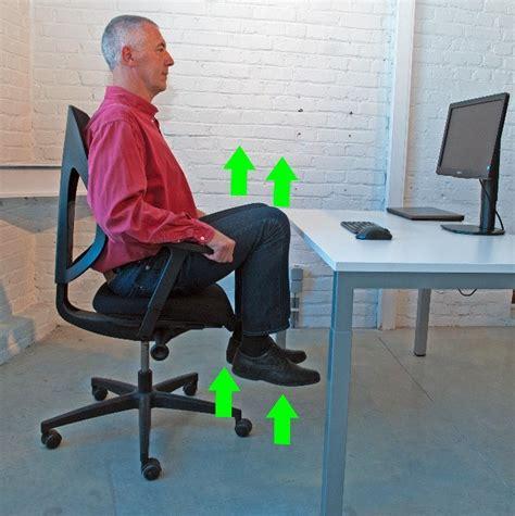 exercice au bureau exercice du mois bouger au bureau tonifier le dos et