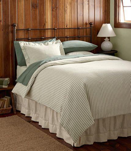 ll bean comforter ultrasoft comfort flannel comforter cover plaid