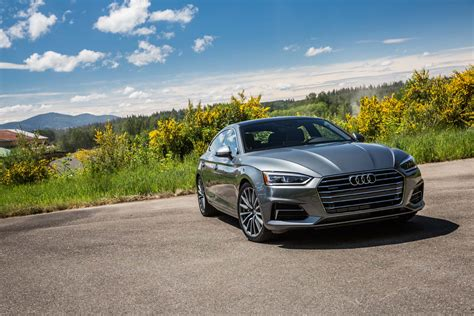 2018 audi a5 and s5 sportback first review automobile magazine