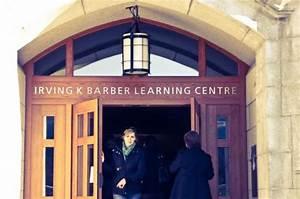 The Dalai Lama Center visits the Irving K. Barber Learning ...