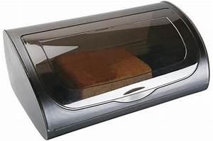 Corbeille à Pain Design : boite pain en plexi fum e pamela accessoires pas cher ~ Teatrodelosmanantiales.com Idées de Décoration