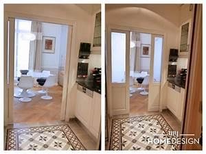 envie de motifs carreaux de ciment myhomedesign With porte d entrée alu avec carreaux ciment salle de bain