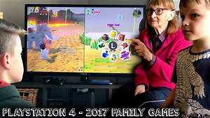 Robertson Family: 2017's Best PlayStation 4 Games ...
