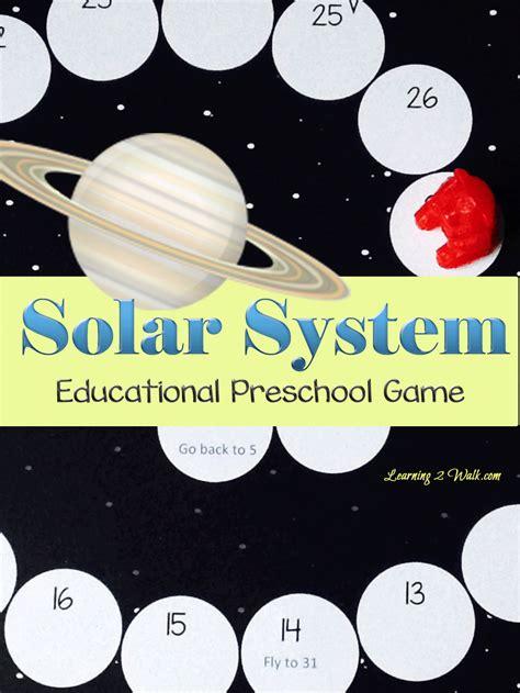 craftionary 566 | Solar Systems Preschool Educational Games