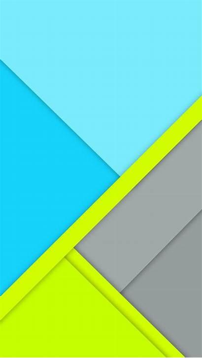 Abstract Aqua Lime Iphone Geometric Wallpapers Galaxy
