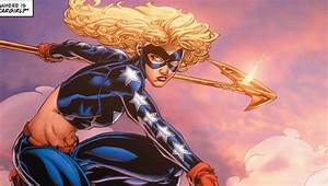 Stargirl Will Be A Mix Of Buffy And Spider