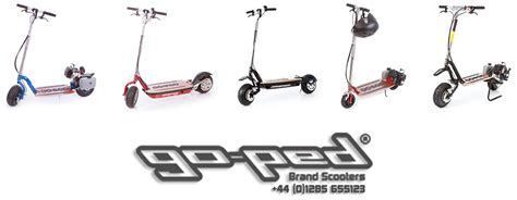 Today Go Ped Is The Market Leader In Motorised Scooter Sales And Is The Established Brand Among