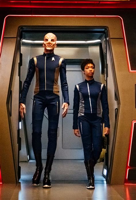 Star Trek: Discovery Review: Landry Gets Ripped - TV Fanatic
