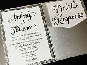 best 25 formal wedding invitation wording ideas on With wedding invitation wording pocketfold