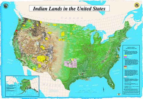 bureau of indian affairs map area designations for 1997 ground level ozone standards ground