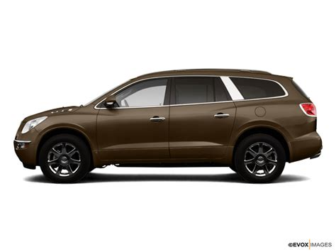 2009 Buick Enclave Accessories by Richmond Buick Enclave 2009 Cocoa Metallic Used Suv For