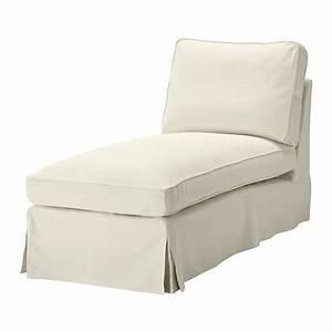 Chaise Bar Ikea : ikea ektorp free standing chaise longue cover slipcover svanby beige lounge ~ Teatrodelosmanantiales.com Idées de Décoration