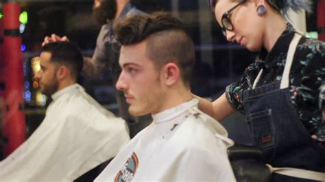 Barber Shop Crew