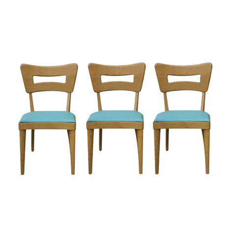 Heywood Wakefield Dining Chairs by 2 Heywood Wakefield Side Dogbone Dining Chairs M154a 20