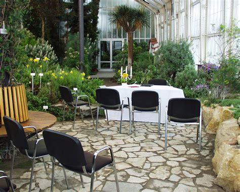 Botanischer Garten Berlin Vermietung by Mittelmeerhaus Bgbm