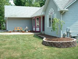 garden design ideas low maintenance photo for landscaping With front yard landscaping ideas for small homes