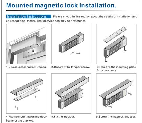 600lbs 280kg magnetic door lock system protect single double and sliding door bolt lock buy
