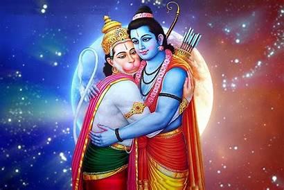 Hanuman Rama Lord God Wallpapers Ram Shree