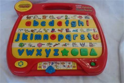 vtech smart alphabet picture desk ebay vtech smart alphabet phonics educational