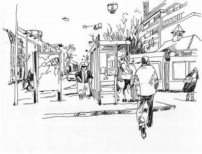 Switzerland Urban Drawing Sketchers Sketching Sketches Urbansketchers