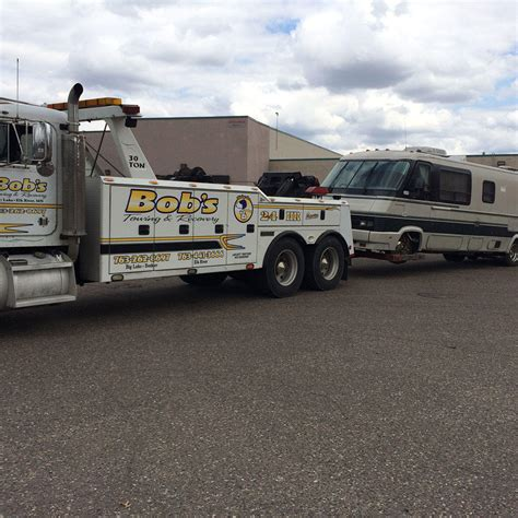 Bob's Towing & Recovery Inc.