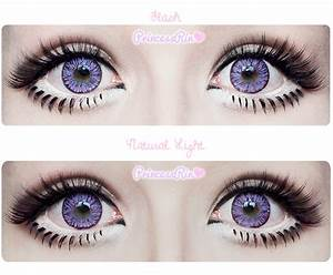 Pin by EyeCandy's on Violet/Purple Colored Contacts ...