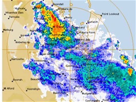 bureau weather brisbane weather radar