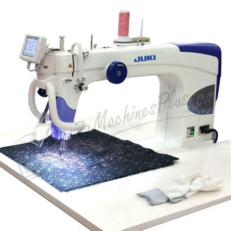 longarm quilting machine juki tl 2200qvp quilt virtuoso pro arm 18 quilter