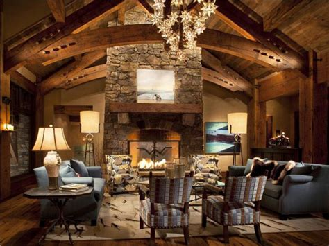 Country Ceiling Ideas by 17 Charming Living Room Designs With Vaulted Ceiling