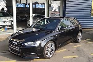 Audi A3 5 Portes : occasion audi a3 s line 2 0 tdi 150 ch 3 portes ~ Gottalentnigeria.com Avis de Voitures