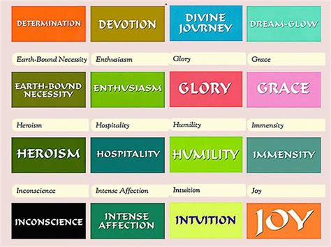 biblical colors spiritual meaning of colors the spiritual meaning of