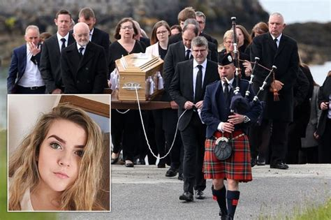 Family of Eilidh MacLeod, killed in Arena attack, thank ...
