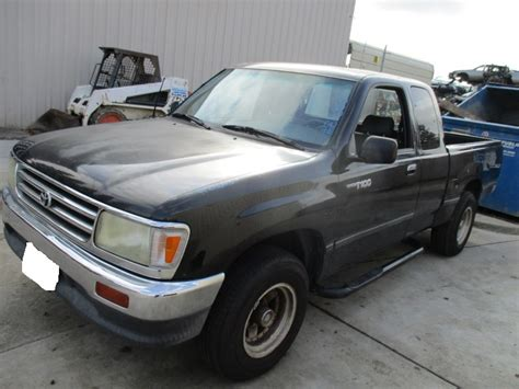 how to fix cars 1997 toyota t100 xtra on board diagnostic system 1997 toyota t100 black xtra 3 4l at 2wd z16537 rancho toyota recycling