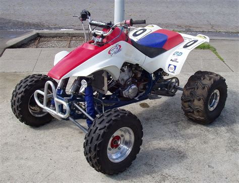 Gazgas Raptor 100 Modification by Honda Trx 250r Best Photos And Information Of Modification