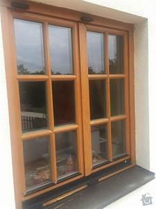 Renovace dřevěných oken