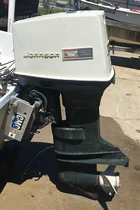 Used Johnson Outboards 55 Hp Johnson