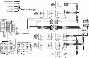 1989 Chevy Silverado Power Window Wiring Diagram