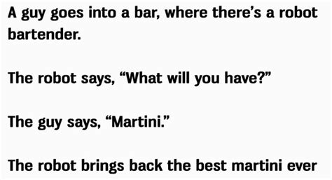 The Best Political Bar Joke Of All Time