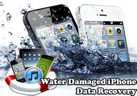 iphone data recovery water damage how to recover data from a water damaged iphone recover