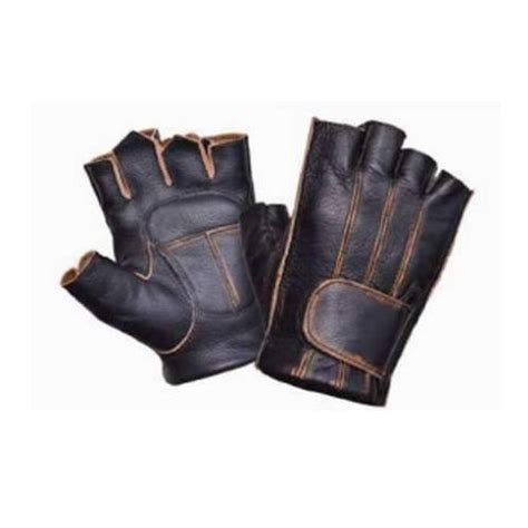 mens black motorcycle riding boots distressed brown leather fingerless motorcycle riding gloves