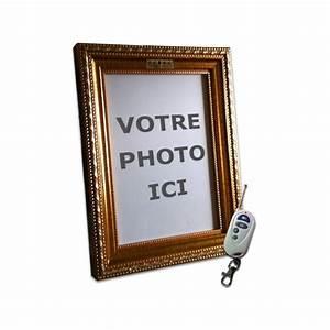 Photo Avec Cadre : cadre photo avec cam ra espion int gr e espion ~ Teatrodelosmanantiales.com Idées de Décoration