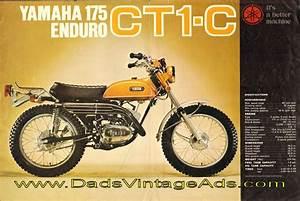 1971 Yamaha 175 Enduro Ct1  Photos    Specs