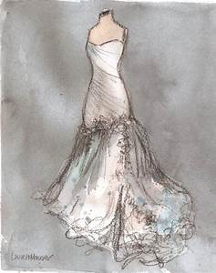 add a splash of watercolor wedding planner hilton head With watercolor wedding dress